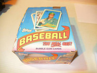 BASEBALL CARDS -TOPPS - 1989 SET- INCOMPLETE- BOX A- - POT-LUCK-- S1