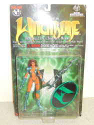 MOORE ACTION COLLECTIBLES COMICS FIGURE- WITCHBLADE- SARA PEZZINI -NEW- L132