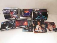 ADVENTURES OF BATMAN ROBIN SKYBOX 1994 DC BATMAN LOGO HOLOGRAMS BATMOBILE - S1