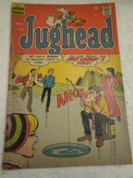 ARCHIE SERIES COMIC- JUGHEAD NO. 190- MARCH 1971- GOOD- BB9