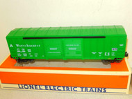 THE LIONEL VAULT- 52010- LTD EDITION WESTERN PACIFIC STND 'O' BOXCAR- NEW- B19
