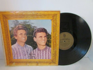 A DATE WITH THE EVERLY BROTHERS 1395 RECORD ALBUM 1940 WARNER BROS L114B