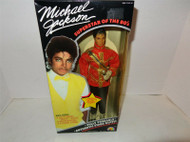 MICHAEL JACKSON- SUPERSTAR OF THE 80'S DOLL- AMERICAN MUSIC AWARDS OUTFIT- BB4