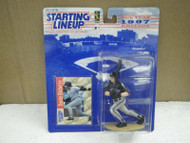 BASEBALL FIGURE- STARTING LINEUP- DANTE BICHETTE- 1997 EDITION- NEW- L150