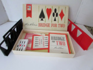 1964 MILTON BRADLEY 5610 CHARLES GOREN BRIDGE FOR TWO FINE EDITION