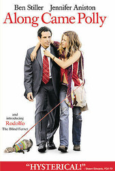 Along Came Polly (DVD, 2004, Full Frame Edition) L53C
