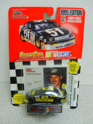 L23 RACING CHAMPIONS LARRY PEARSON #92 1995 EDITION DIECAST CAR NEW ON CARD