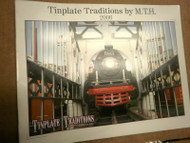 MTH ELECTRIC TRAINS TINPLATE TRADITIONS 2006 CATALOG