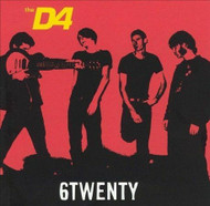 6 TWENTY BY THE D4 BRAND NEW SEALED CD