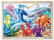 NEW 2938 MELISSA & DOUG UNDER THE SEA JIGSAW PUZZLE