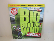 KIDS SPORTS ILLUSTRATED BIG BOOK OF WHO FOOTBALL 2015 TIME SOFTCOVER BOOK L203
