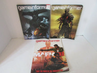3 GAME INFORMERS VIDEO MAGAZINE ISSUES 2015 #269 - 270- 271 L203