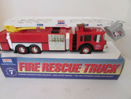 "1998 EXXON FIRE RESCUE TRUCK LN SERIES 7 COLLECTOR'S ED 15""L TONY THE TIGER S1"