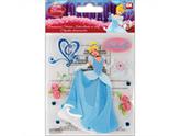 Jolees 448831 Disney Dimensional Sticker-Cinderella