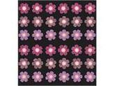 Jolees 426254 Bling Stickers-Pink Mini Flowers