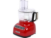 KitchenAid KFP0711ER Empire Red 7-Cup Food Processor with ExactSlice System