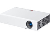 LG PB60G 1280x800 WXGA 500 ANSI Lumens, USB2.0 File Viewer, Built-in Speakers, 3D Ready Mini-Portable LED Projector