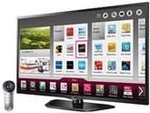"LG 47 Class (46.9"" Actual size) 1080p 120Hz LED-LCD HDTV 47LN5750"