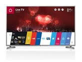 "LG 47"" Full HD 1080p 120Hz IPS Smart LED HDTV - 47LB6350"