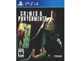 Crimes & Punishments: Sherlock Holmes PS4