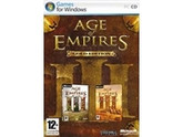 Age of Empires III Gold w/ Warchiefs Expansion