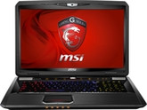 "MSI GT Series GT70 Dominator Pro 2QD-2292US Gaming Laptop Intel Core i7-4710MQ 2.5 GHz 17.3"" Windows 8.1"