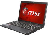 "MSI GP Series GP60 Leopard-472 Gaming Laptop Intel Core i7-4710HQ 2.50 GHz 15.6"" Windows 8.1 Multi-language 64-Bit"