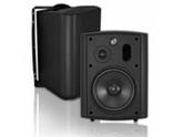 """6.5"""" Speaker Outdoor Blk"""