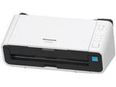 Panasonic KV-S1015C 300 - 600 dpi Compact Ultrasonic Double Feed Detection Document Scanner