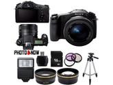 Sony Cyber-shot DSC-RX10 20.2MP Full HD 1080P Digital Camera DSCRX10/B Essential Bundle