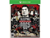 Sleeping Dogs Definitive Edition: Limited Edition Xbox One