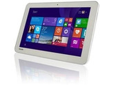 "Toshiba Encore 2 WT10-A-00L 32 GB Net-tablet PC - 10.1"" - In-plane Switching (IPS) Technology - Wireless LAN - Intel Atom Z3735G 1.33 GHz"
