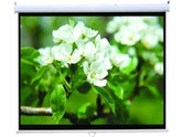 Manual Projector Screen Size:100-4:3