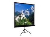 Metal tripod Projector Screen, Size:84--4:3