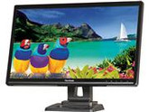 "ViewSonic TD2420 Black 23.6"" Optical Multi-Touch Monitor Built-in Speakers"