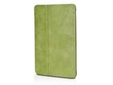 XtremeMac Microfolio Leather Lime Case for iPad Mini