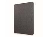 XtremeMac Microfolio iPad Air Menswear Patterns, Gunmetal Twill
