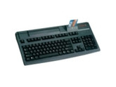 Cherry G81-8040 Pos Keyboard - 104 Keys - Magnetic Stripe
