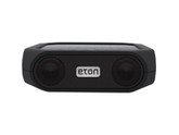Eton Speaker System - Wireless Speaker(s) - Black - USB - iPod Supported