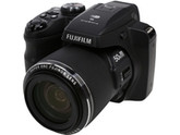 FUJIFILM FinePix S9400W 16408254 Black 16.2 MP 24mm Wide Angle Digital Camera