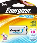 Advanced Lithium 9-Volt Battery - 1 Pack