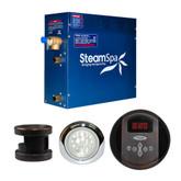 SteamSpa Indulgence 4.5kw Steam Generator Package in Oil Rubbed Bronze