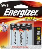 ENERGIZER MAX 9V3