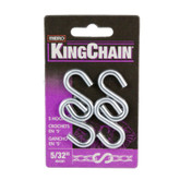 5/32 inches S-Hooks 4-Cd