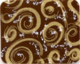Chocolate transfer sheets