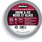 Nashua Snow & Ice Specialty Tape Blue 48mm x 50m