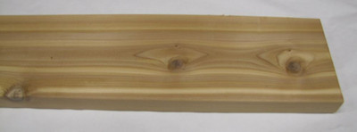 2x6x8 Premium Western Red Cedar