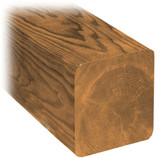 6 x 6 x 8' Chamfered Treated Wood