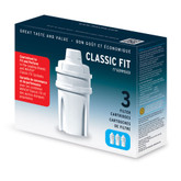 Classic Fit  Replacement Filter, 3pk