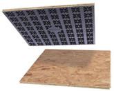 2 Ft. x 2 Ft. DRIcore Engineered Subfloor Panel System